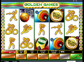 Golden Games 2