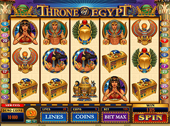 Throne Of Egypt 2