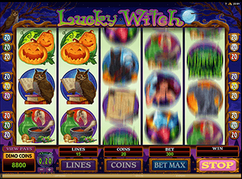Lucky Witch 2