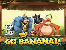 Автомат на деньги Вперед Бананы